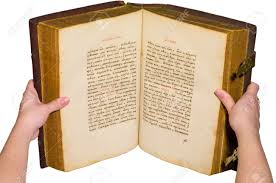 bijbel in hand